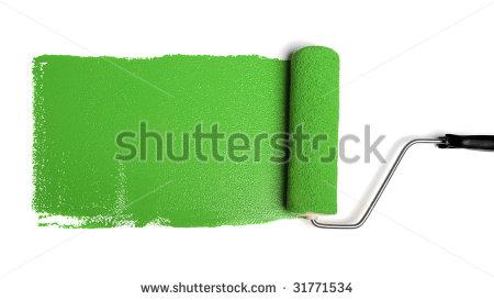 Paint Roller Stroke