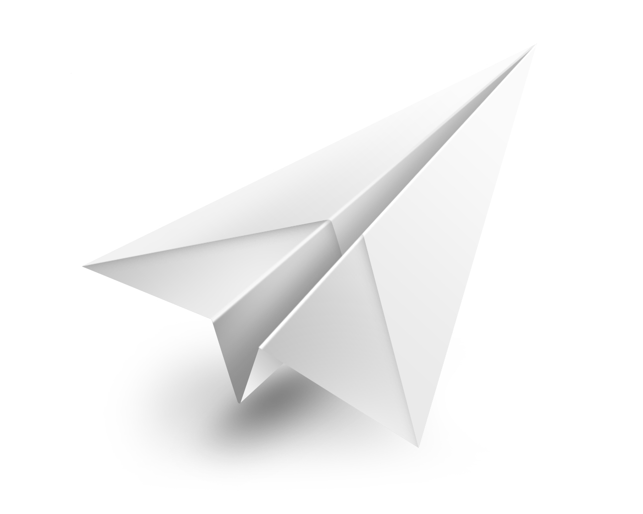 paper airplane background research