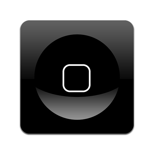 10 IPhone Phone Icon Black Images