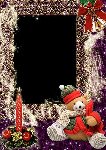 Photoshop Christmas Frames