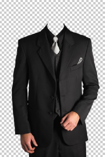 13 Men Suit PSD Images
