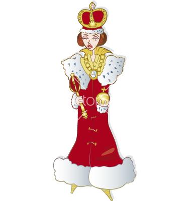 15 Queen Vector Art Images