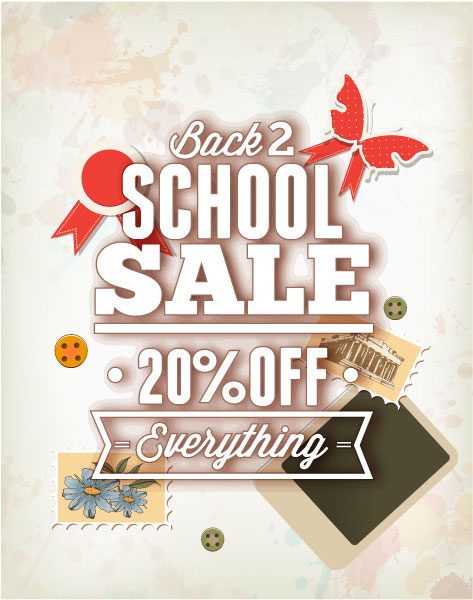 School Clip Art Vector
