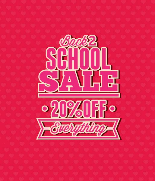 School Poster Summer Festival