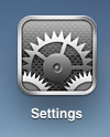 17 IPad Settings Icon Images