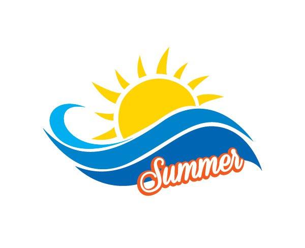 Summer Vector Graphics