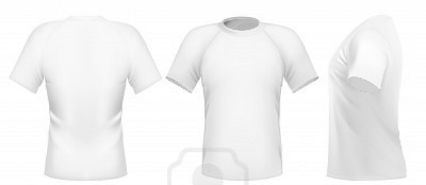 14 vector t shirt front and back images black t shirt for White t shirt template front and back
