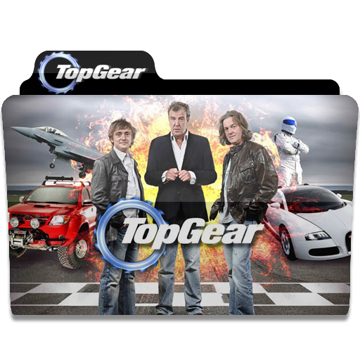 Top Gear Folder Icons