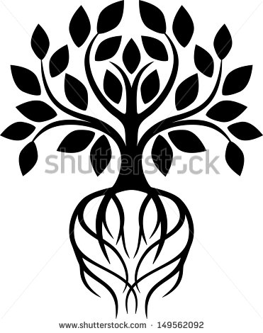 8 Vector African Roots Images
