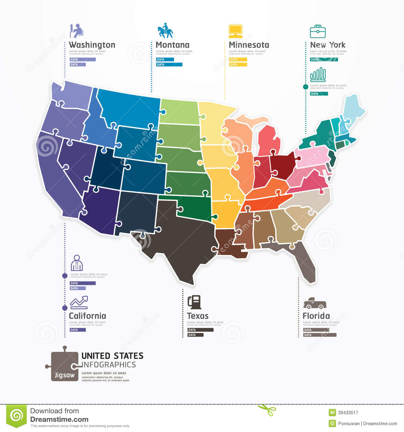 Diagram Collection Us Map Vector States More Maps Diagram And Vector Map Of Usa Download