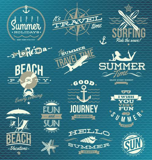 Vintage Vacations Logo