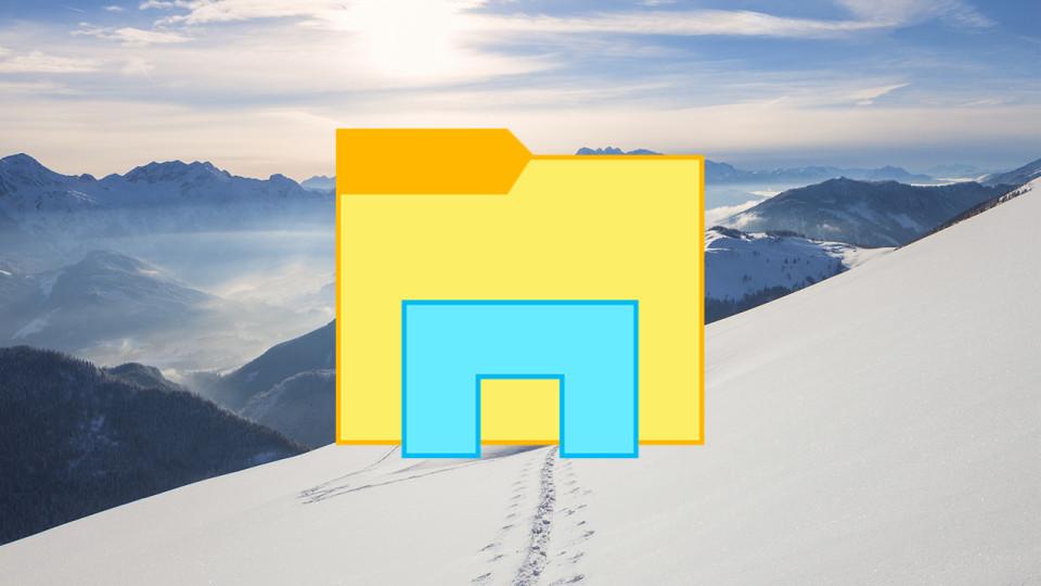 Windows Explorer 10 Icon