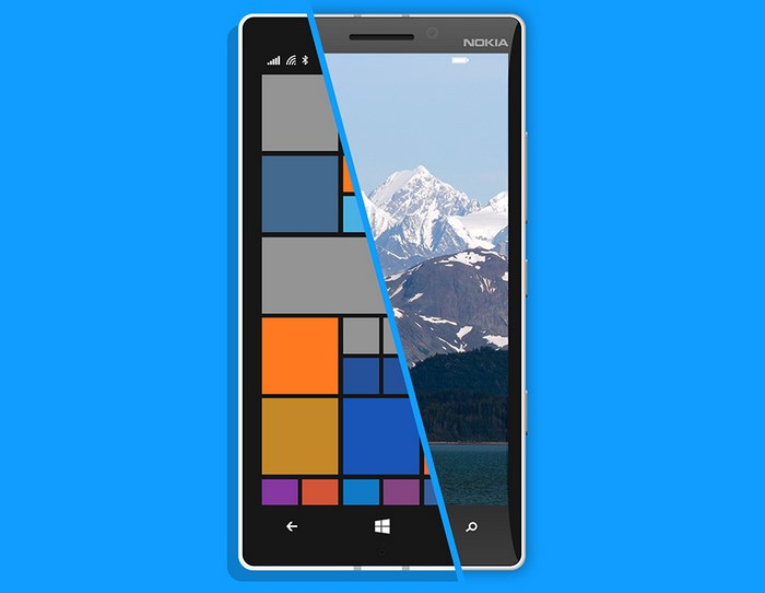 10 Windows Phone Mockup PSD Images