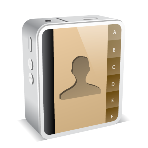 17 Contact Book Icon Images