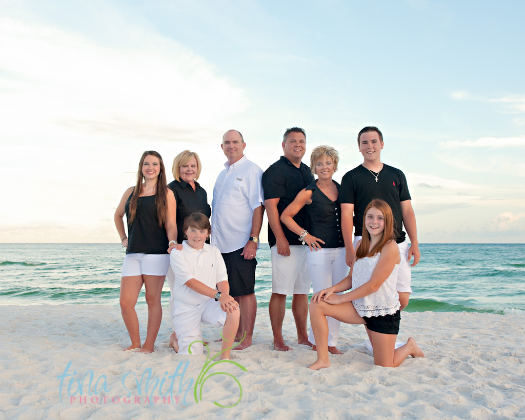 Black Family Photo Ideas Family Beach Picture Clothing Ideas