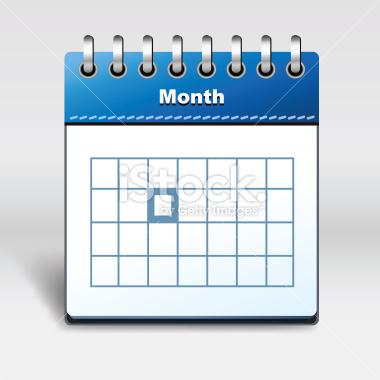 Calendar Icon 16 X 16