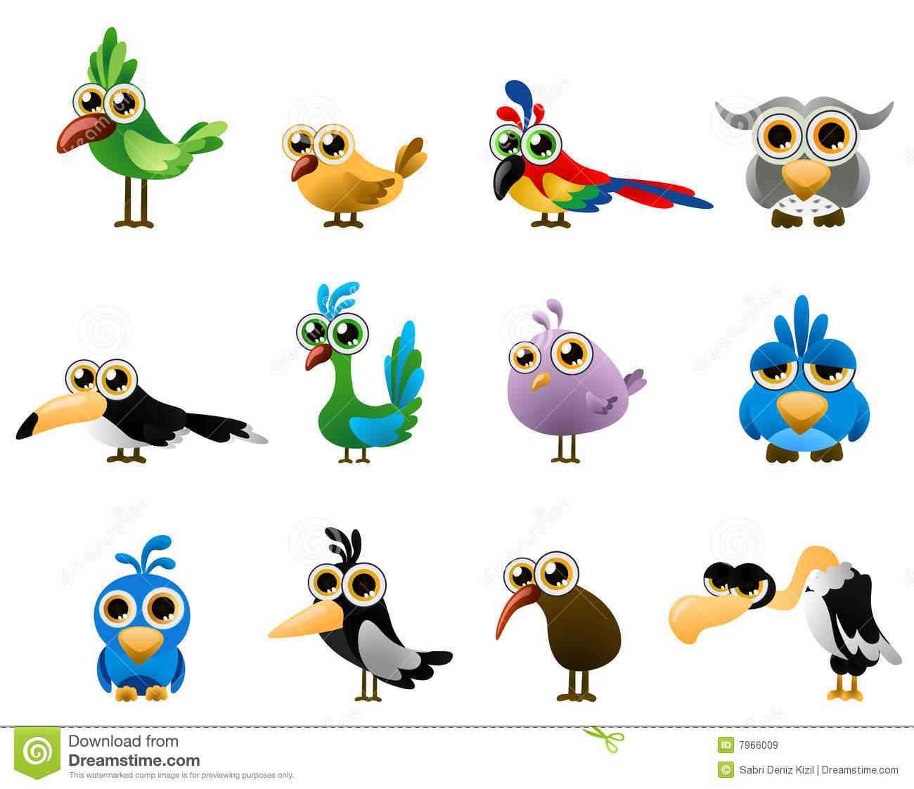10 Bird Vector Free Images