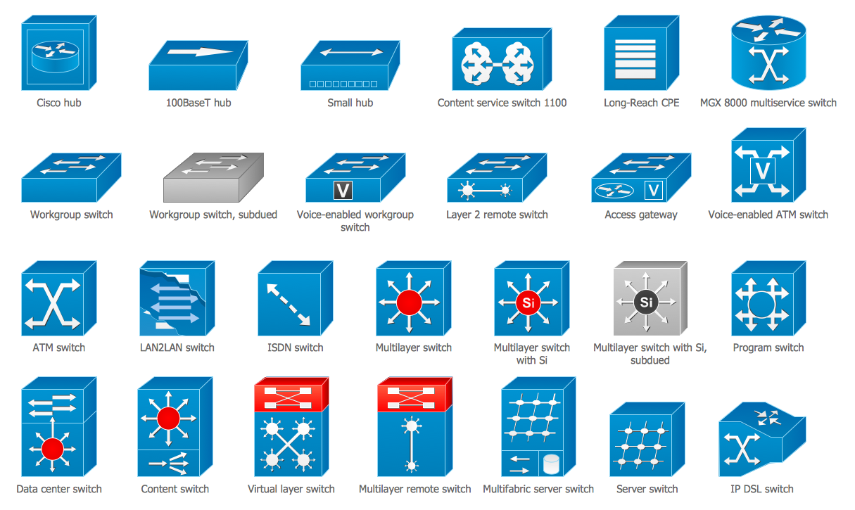 6 Juniper Switch Icon Images