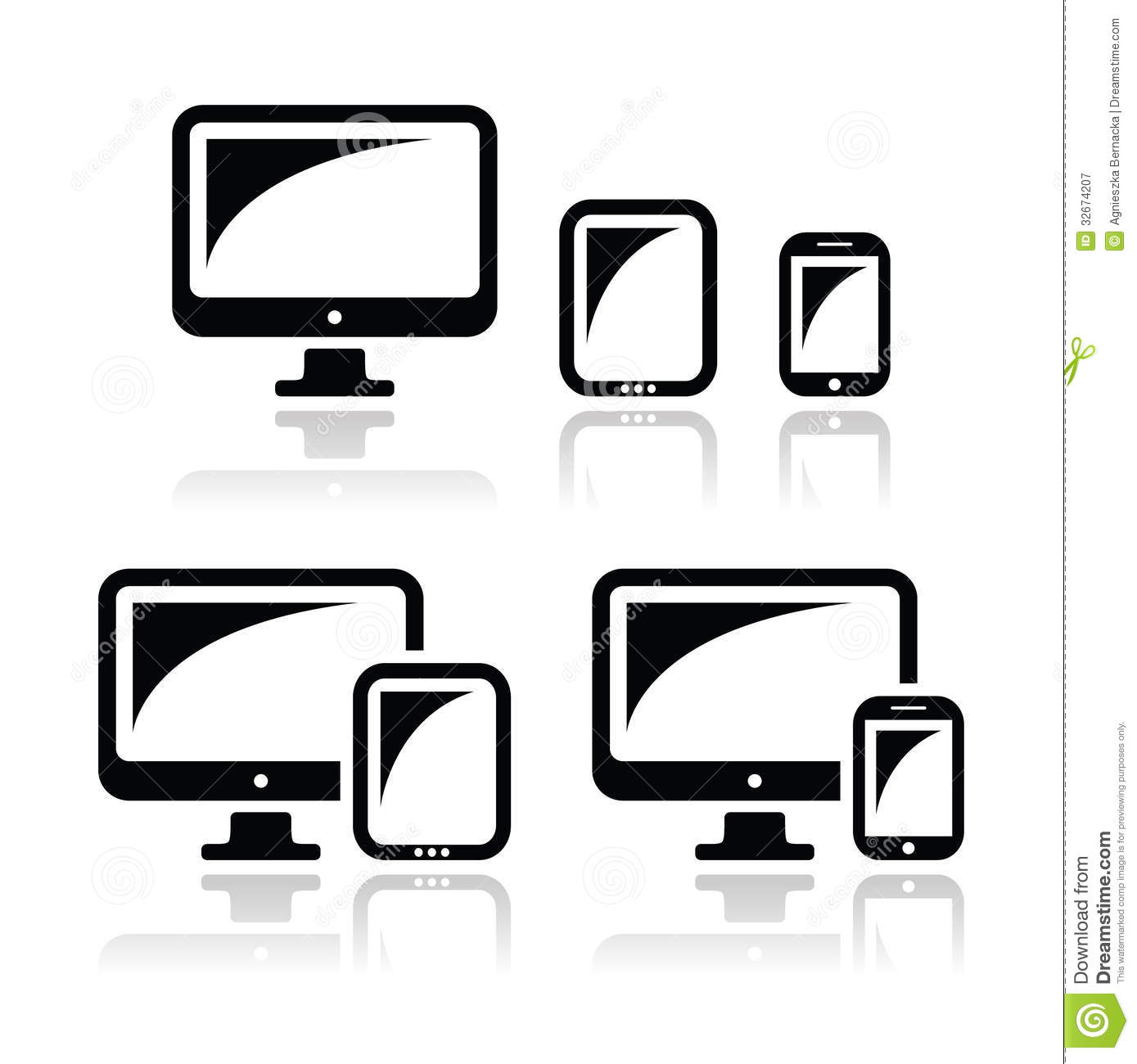 15 Smartphone Computer Icon Images