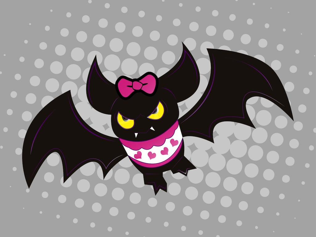 14 Girly Halloween Vector Images