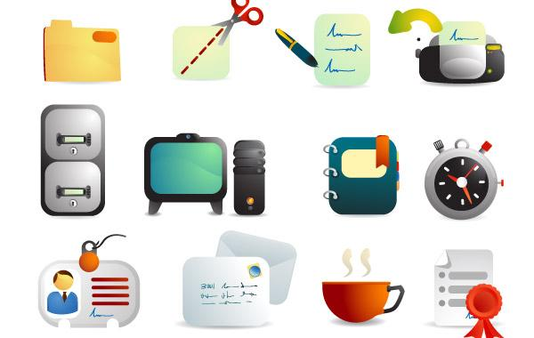 Cute Office Supplies Clip Art Images Free