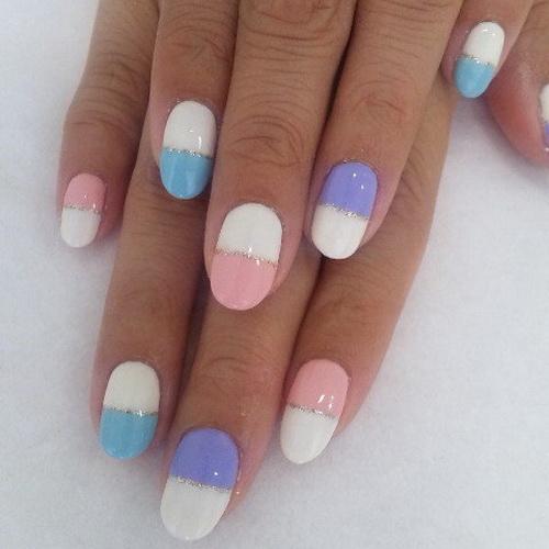 Cute Simple Nail Art Designs