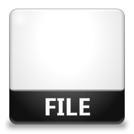 Default Icon File