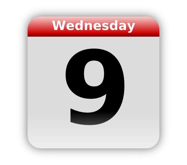 Free Calendar Icons Clip Art