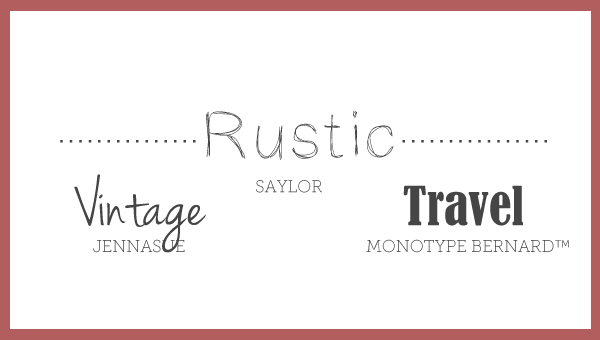 10 Rustic Word Fonts Images - Free Rustic Fonts, Free Rustic