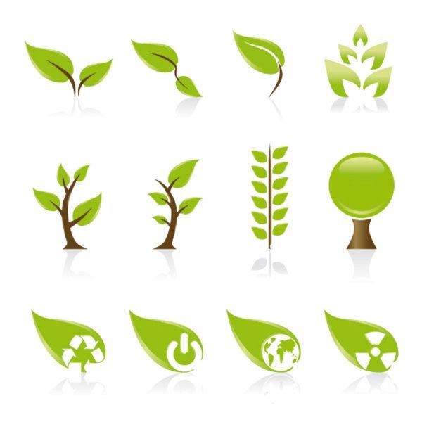 Free Vector Leaf Shape
