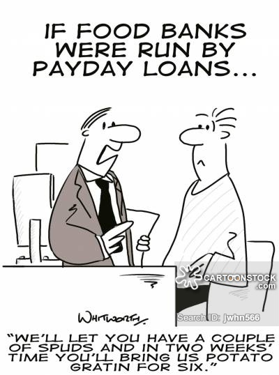 Funny Payday Cartoons