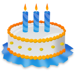 15 Free Birthday Cake Icon Small PNG Images