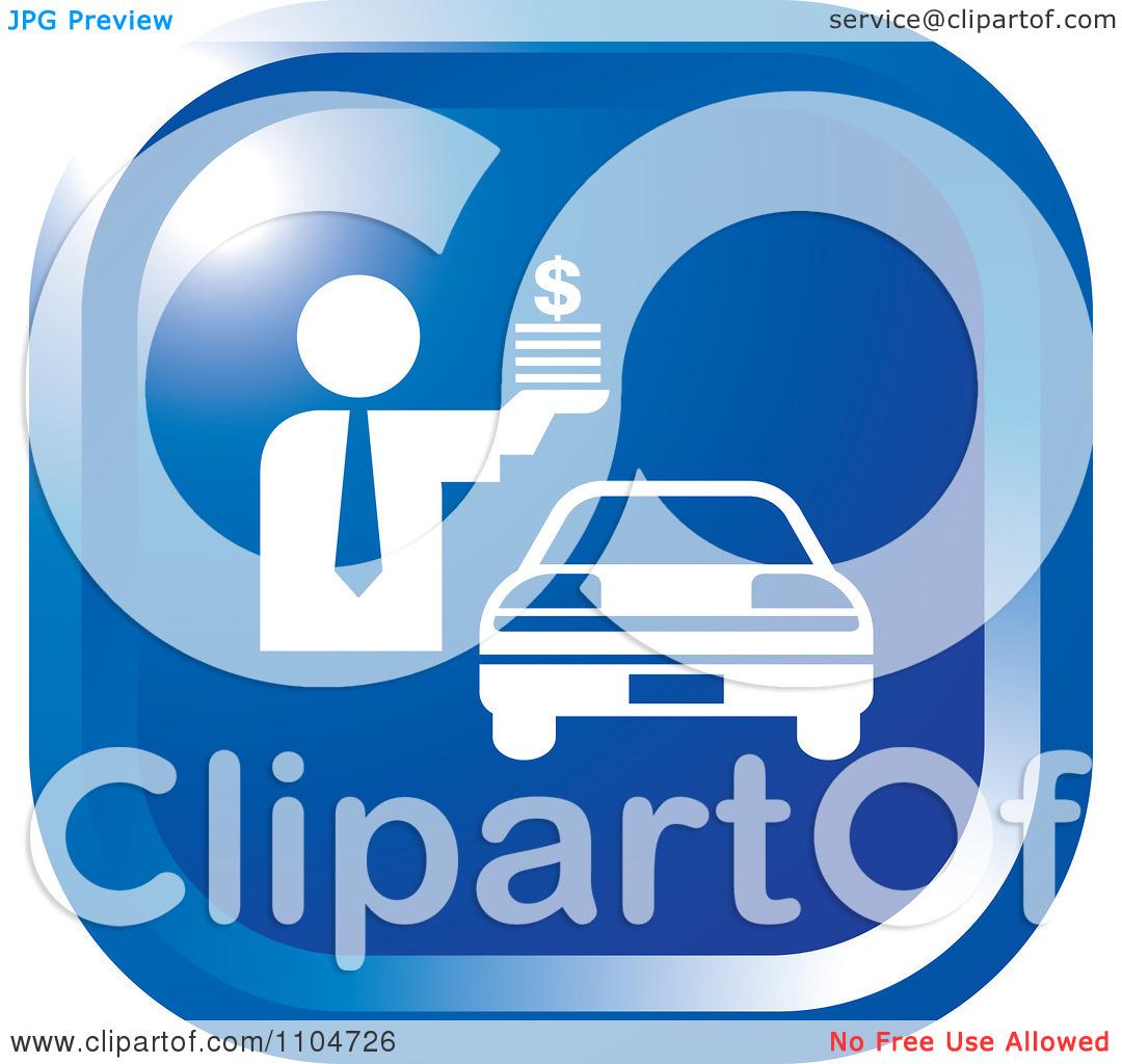 Icon Car Sales Clip Art