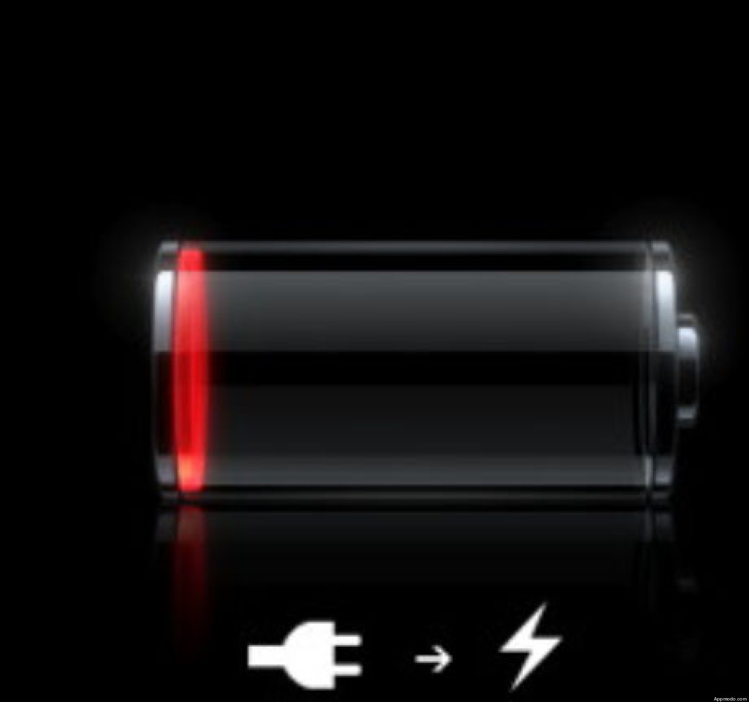 10 IPhone Battery Icon Images - iPhone 5 Battery Charging Icon