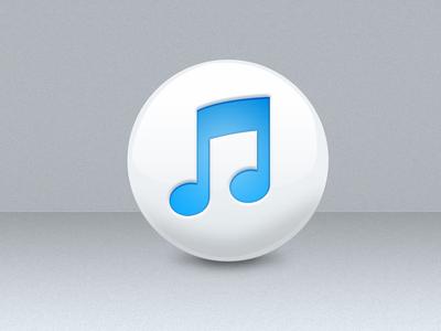 iTunes Icon ICO File