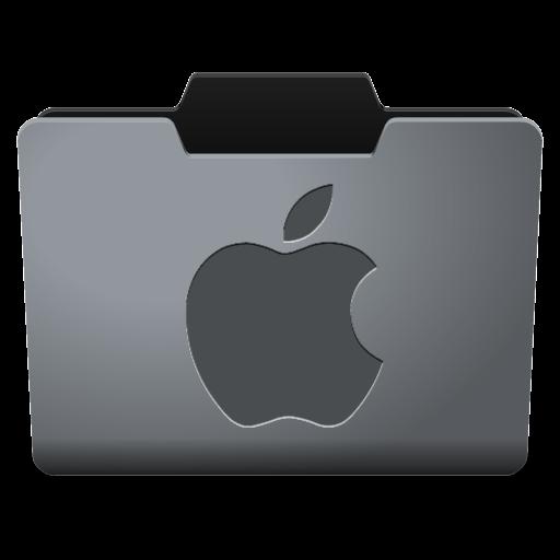14 Metal Folder Icon Mac Images