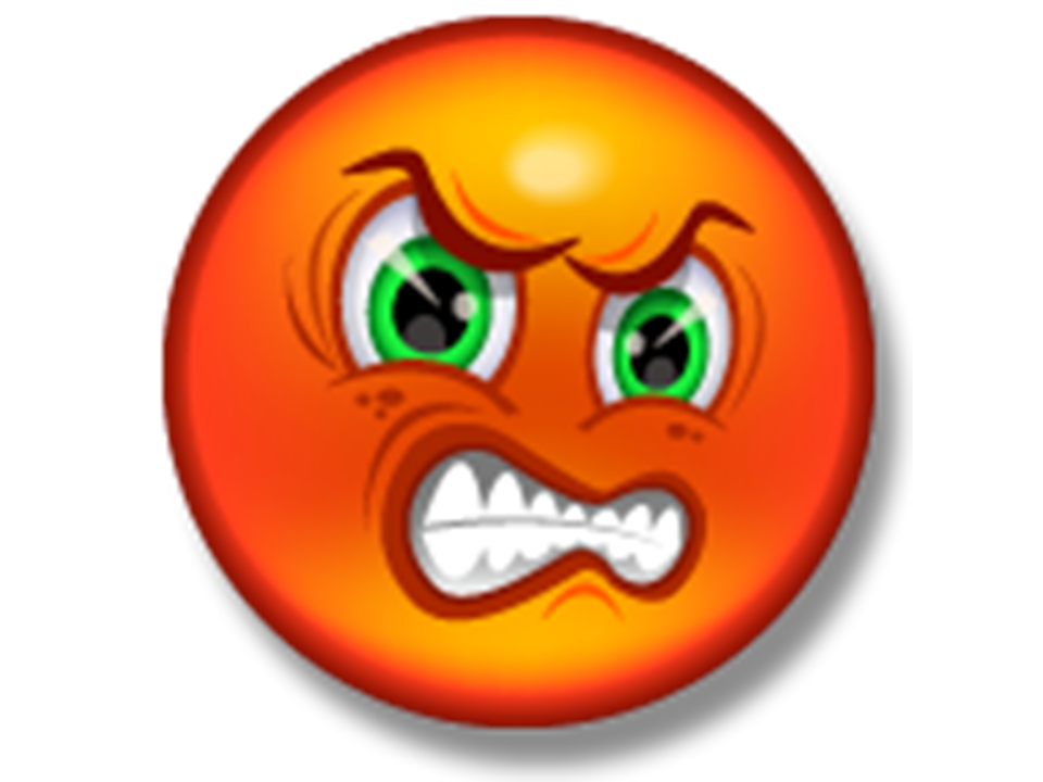 9 Angry Person Icon Images