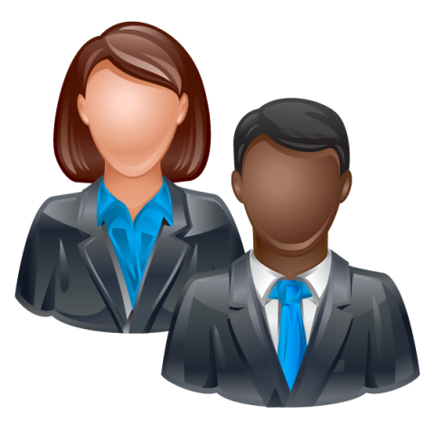 14 Employ Png Icon Images - Employee Icon, Employee Icon ...