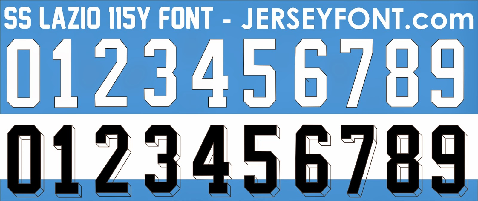 Jersey Font Download