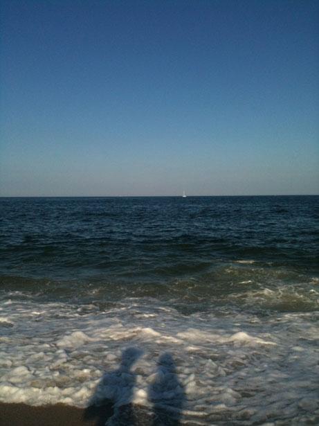 Ocean Silhouette