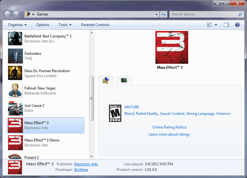 Origin Game Icon Folder