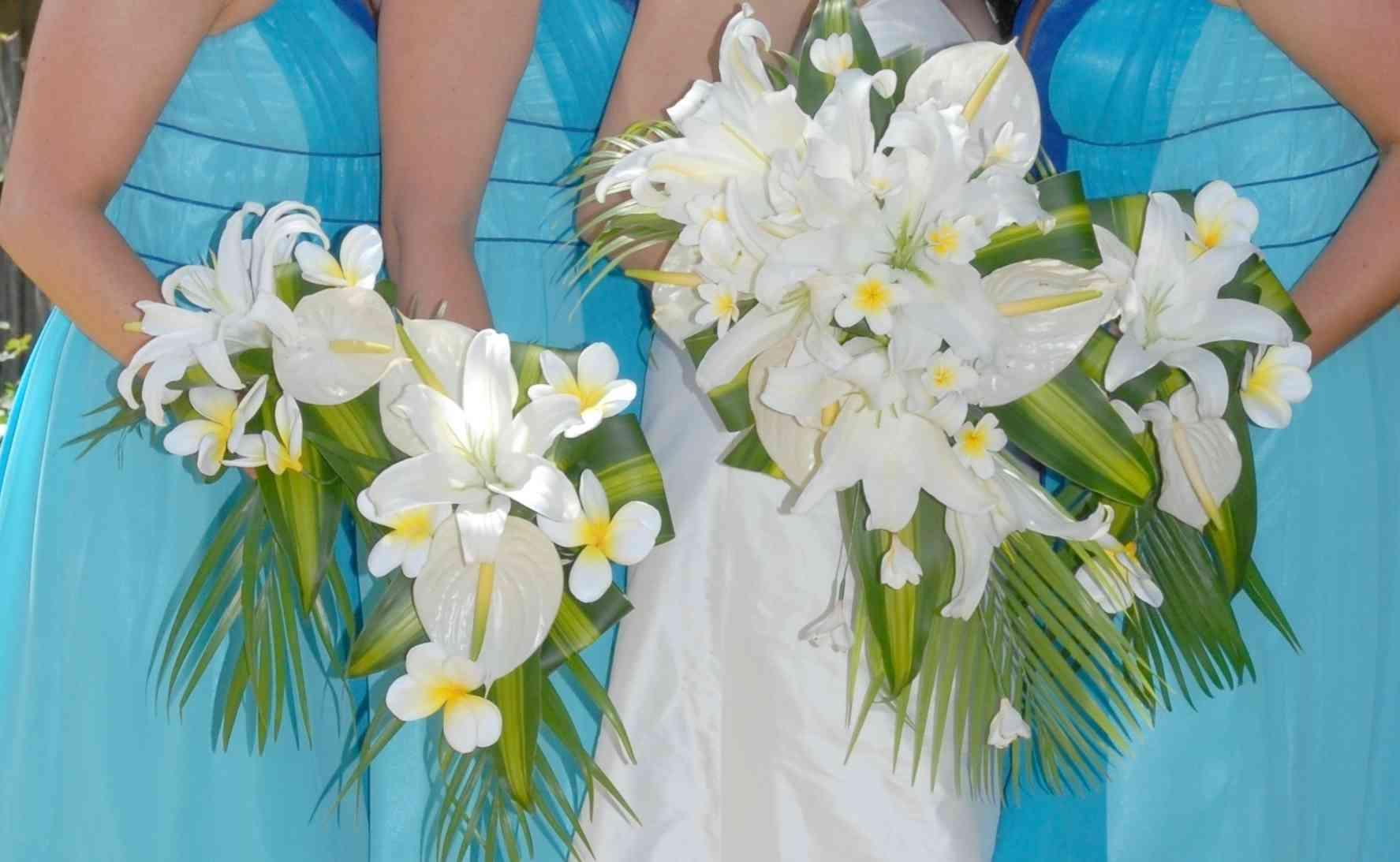 17 Wedding Flower Designs Images