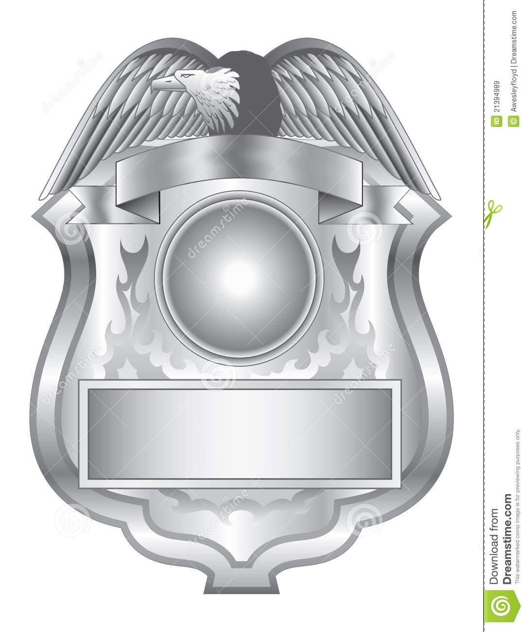 6 Free Vector Badge Silver Images