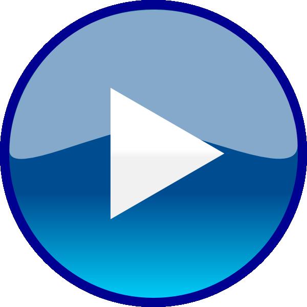 Transparent Play Button Clip Art