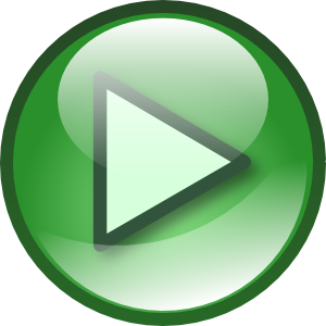 Transparent Play Button