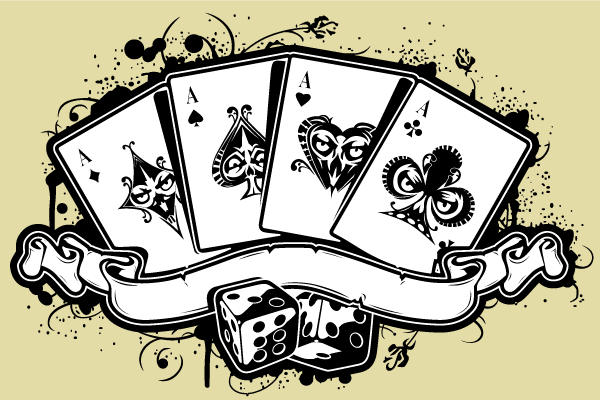 Vector Playing Cards Aces