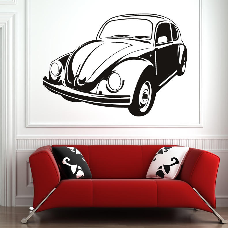 15 Vw Beetle Decals Graphics Images Vw Beetle Decals Vw