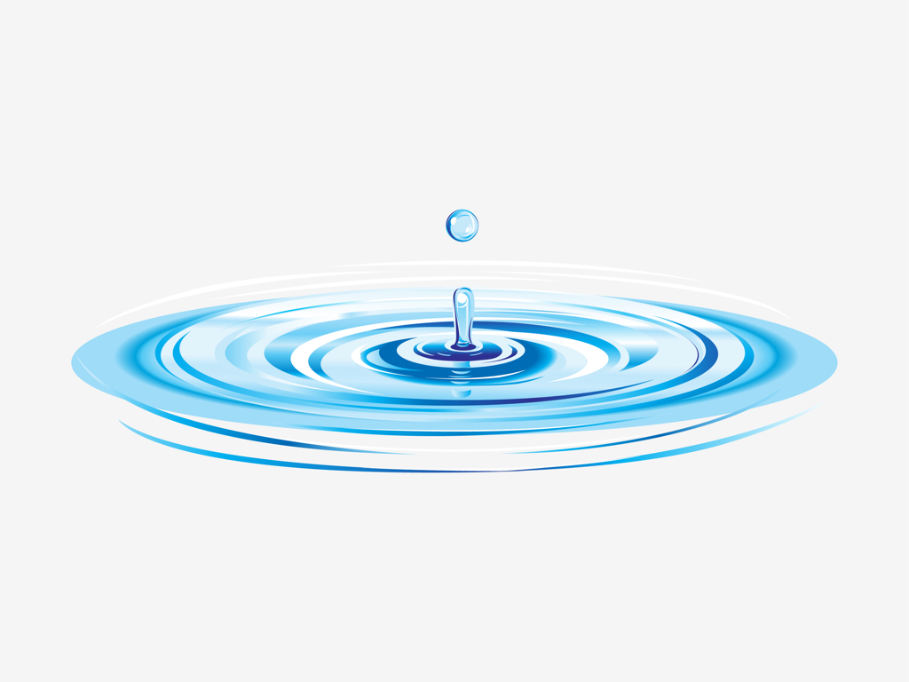 Water Ripple Vector
