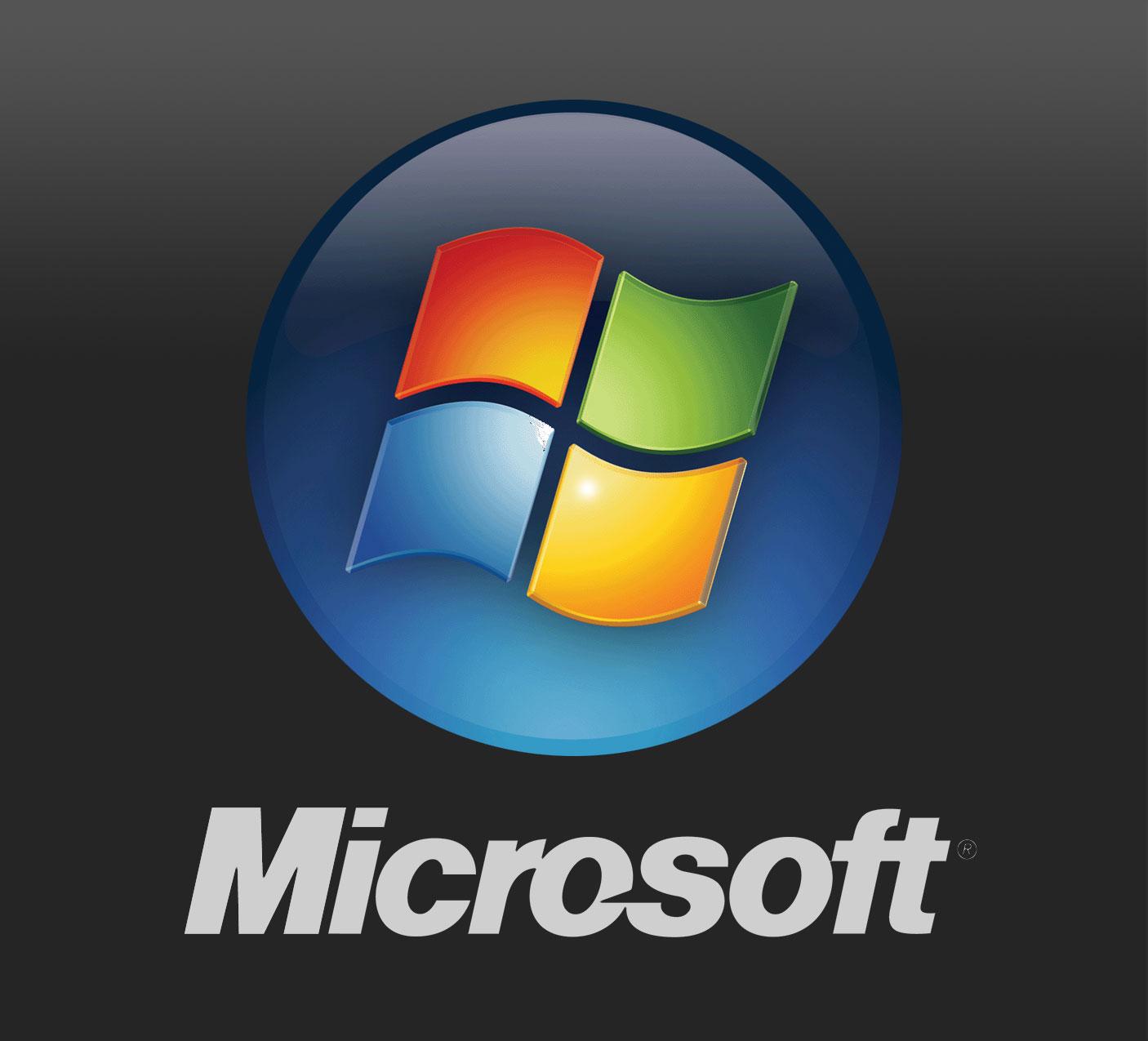 11 Microsoft Logo Icon Images