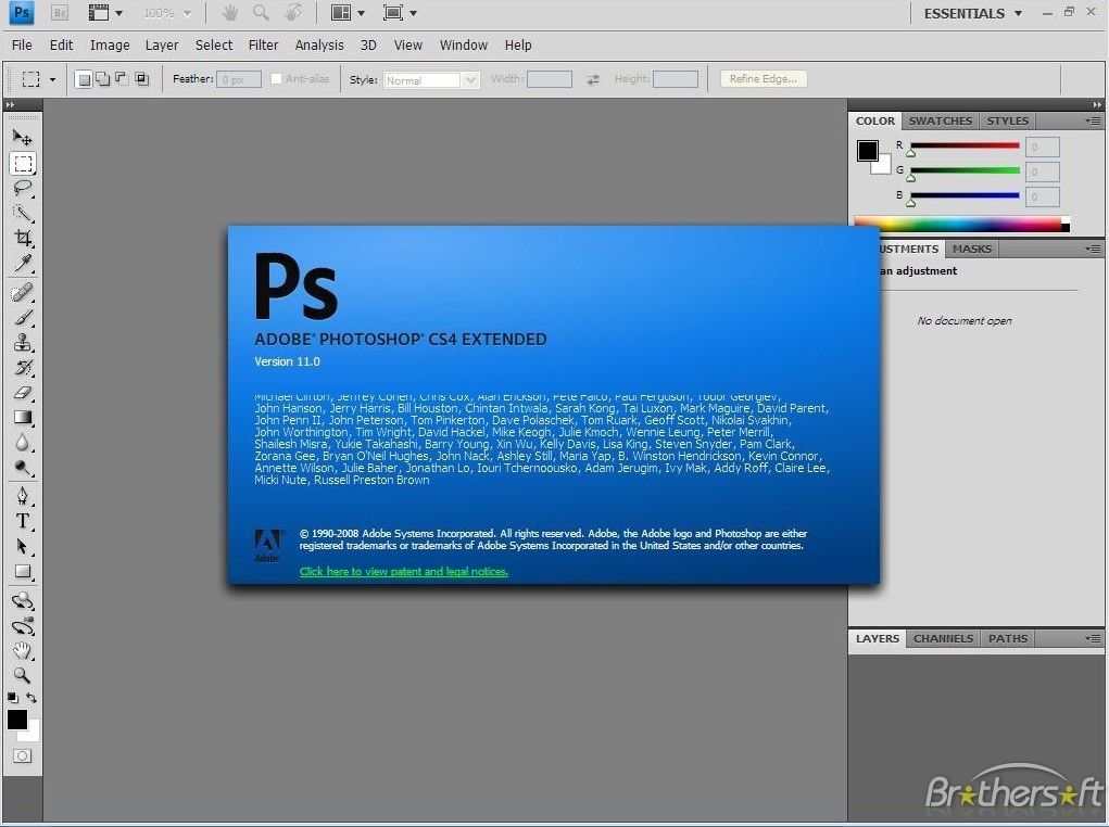 Adobe Photoshop CS5 Extended Free Download